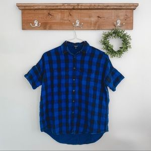 Madewell | Flannel Button Down